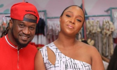 Papa?s here - Anita Okoye also shares a video of her children reuniting with their father, Paul Okoye after school in United States