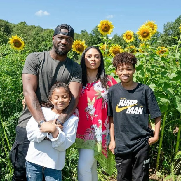 Peter Okoye shares lovely family vacation photos