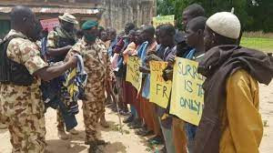 We are not pampering repentant terrorists, we are only being humane - Nigerian Army