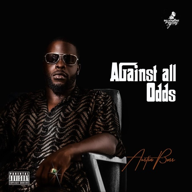 Against All Odds (EP) Front