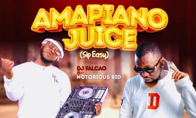 Dj Falcao ft. Notorious BID - Amapiano Juice Mixtape
