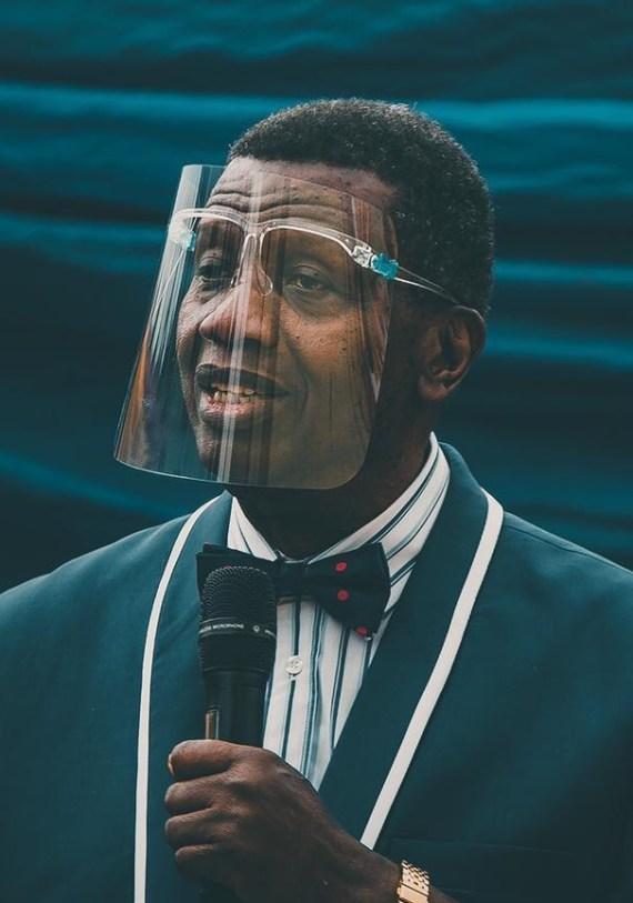 COVID19: I  would get vaccinated for gospel sake - Pastor Adeboye