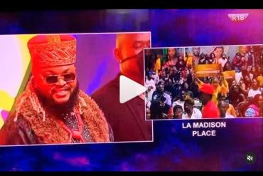 #BBNaija: Moment Whitemoney was announced as winner of Big Brother Naija (video)