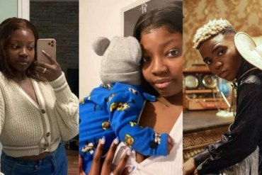 Looks like Lyta and Kemi Ayorinde are back together, shares video of her in bed with the singer she accused of infecting her with an STD (video)