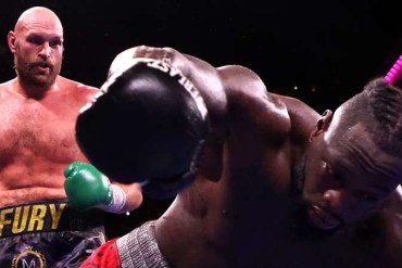 Deontay Wilder finally breaks his silence after his defeat to Tyson Fury?
