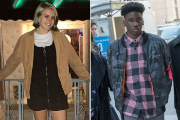 Teen boy, 16, gets 9-years to life for stabbing college girl to death in phone robbery
