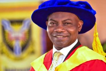 Kayode Adebowale emerges 13th VC of University of Ibadan, first Ibadan man in 73 years
