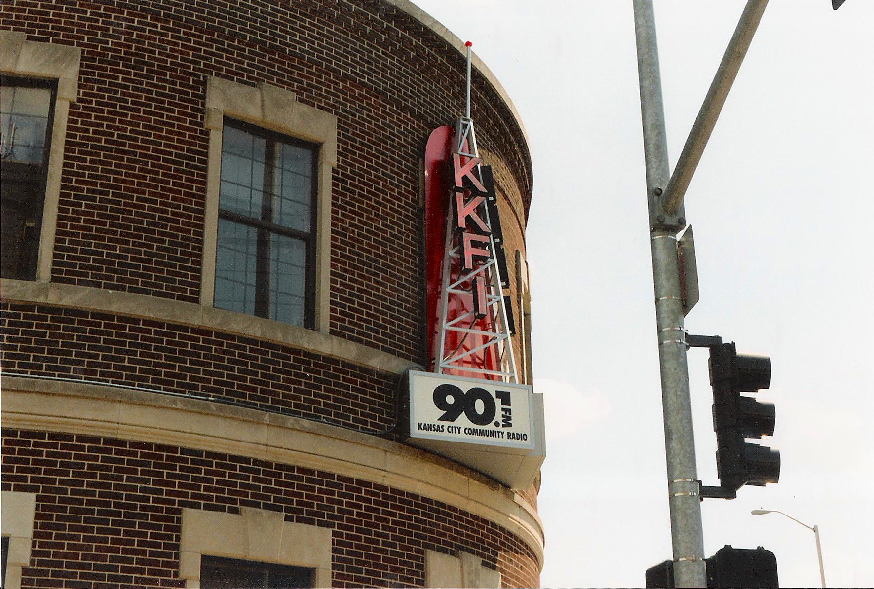 KKFI Community Radio 90.1 fm  24/7  365