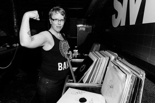 DJ Mixes for 2015: The Black Madonna