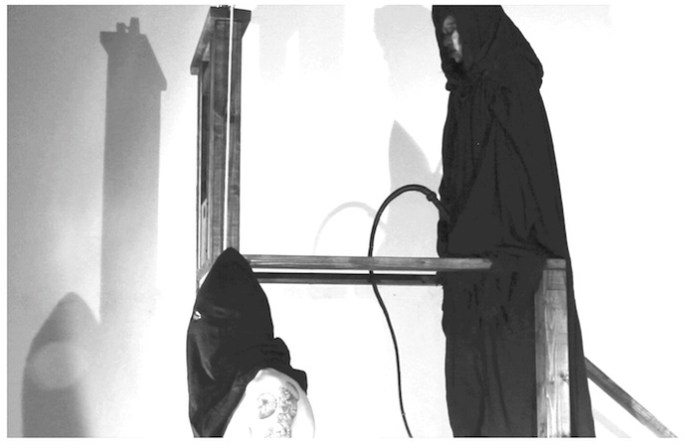Negrogothic: M. Lamar at SFAI