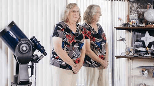 Seniors in transgender transition