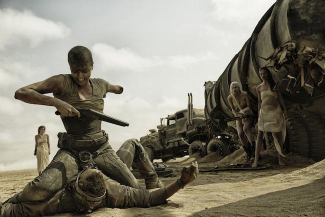 'Mad Max Fury Road'