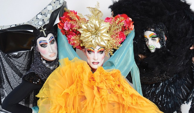 "The annual ""Project Runway"" fashion spectacle is a fundraiser from the Sisters of Perpetual Indulgence, Sun/10"