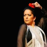 Yaelisa's of Caminos Flamenco. Photo by Y. Takahashi