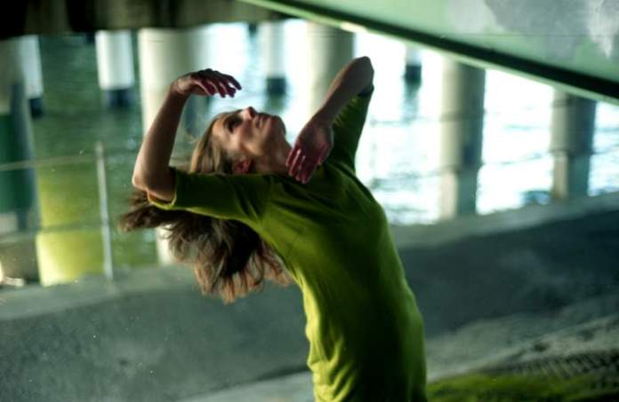 Little Seismic Dance Company. Photo by Melissa Lewis