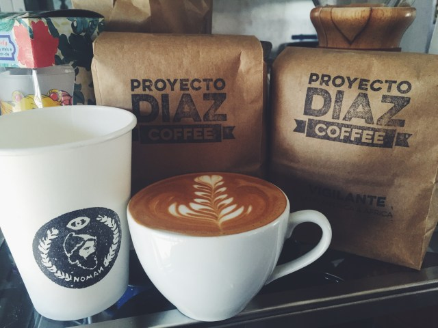 Noman gets its beans from Oakland's Proyecto Díaz, which operates in partnership with a coffee-growing family in Oaxaca. Photo courtesy Noman Coffee