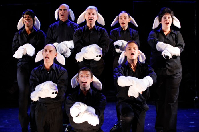 A hilarious Greek chorus of Lambs