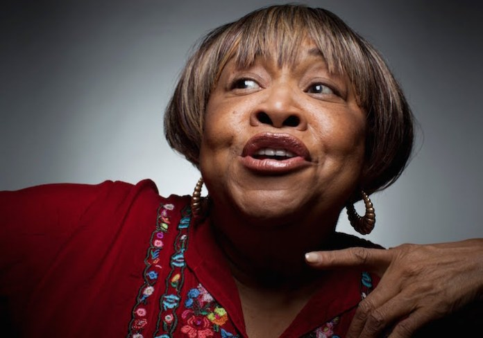 Mavis Staples come to the Stern Grove Festival
