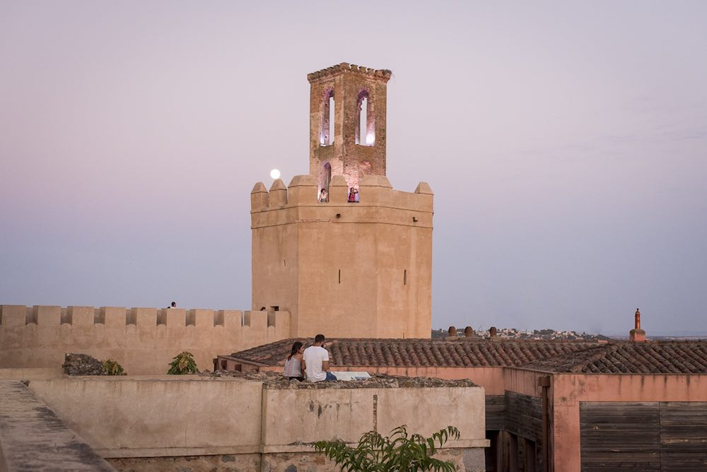 Visita a la Torre de Espantaperros