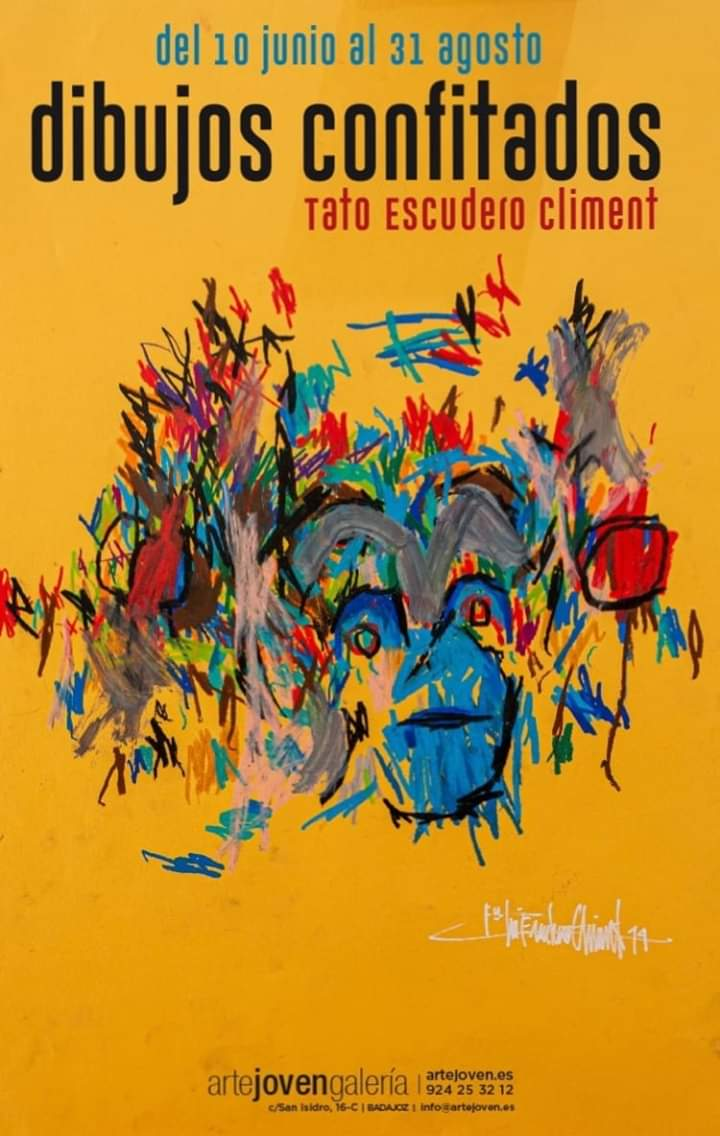 Exposición 'Dibujos confitados'