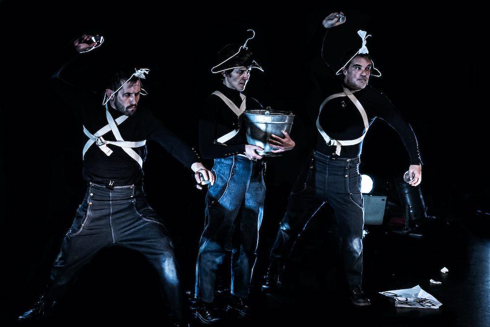 43 Festival Internacional de Teatro de Badajoz - 'Napoleón o el complejo de lo épico'