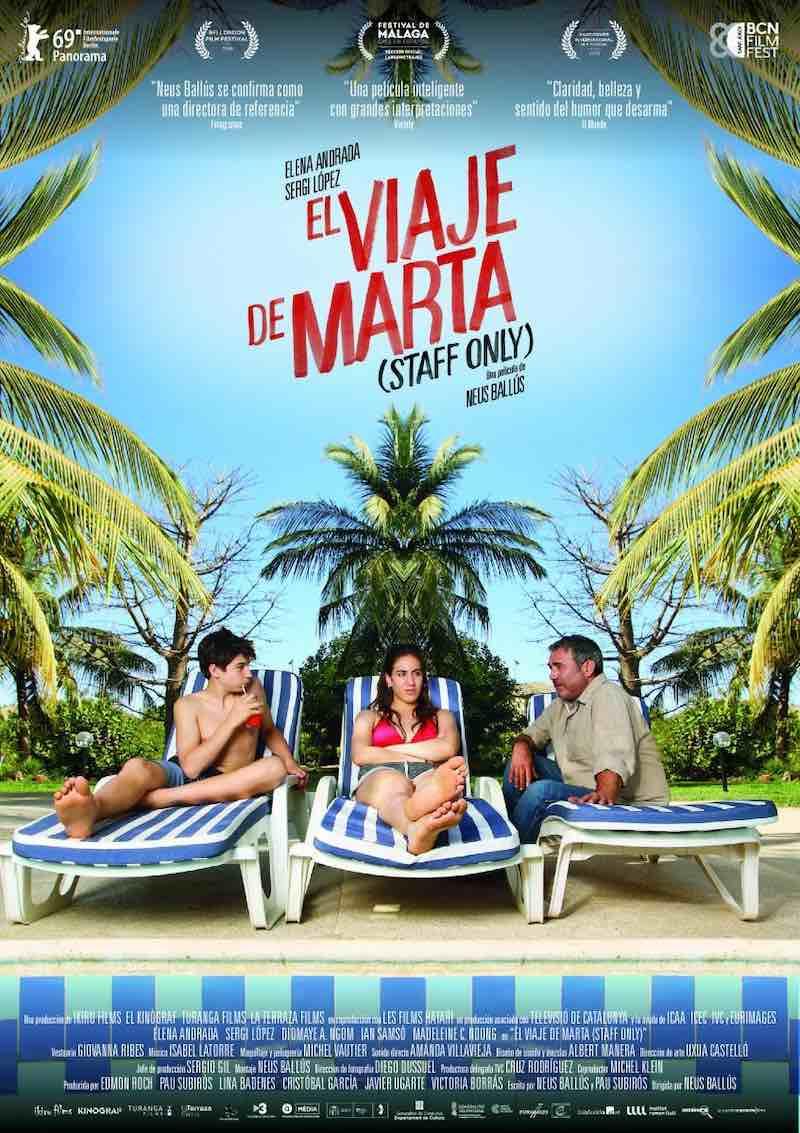 'El viaje de Marta' (Staff Only)
