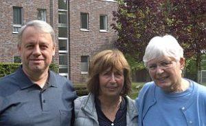 Wolfgang Bouvret, Marlene Roeloffs, Gerhild Hotzel