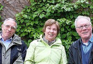 Thomas Vogelsang, Dr. Gudrun Pamme-Vogelsang, Friedrich Ochsmann