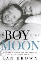 Book Cover The Boy in the Moon