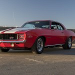 1969 Chevrolet Camaro Z28 That S Ready To Tear It Up On The Drag Strip Weld Wheels