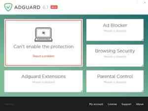 Adguard SS