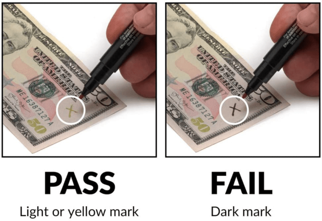 Everything You Need to Know About Counterfeit Detector Pens - Drimark