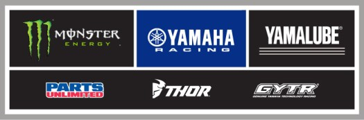 Monster Energy / Star / Yamaha Racing