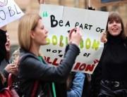 İsviçre'de Kadınlar Ücret Eşitsizliği Grevi Yapacak