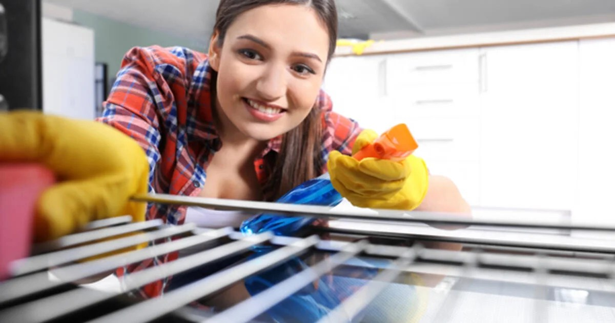 how to clean oven racks home matters