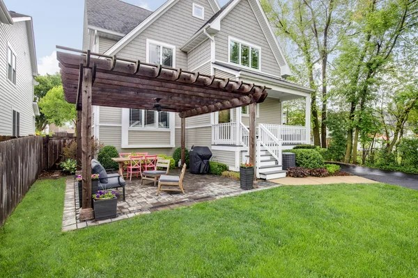 6 amazing patio designs home matters