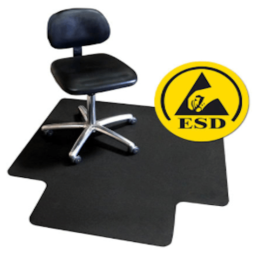 ESD Chair Floor Mat