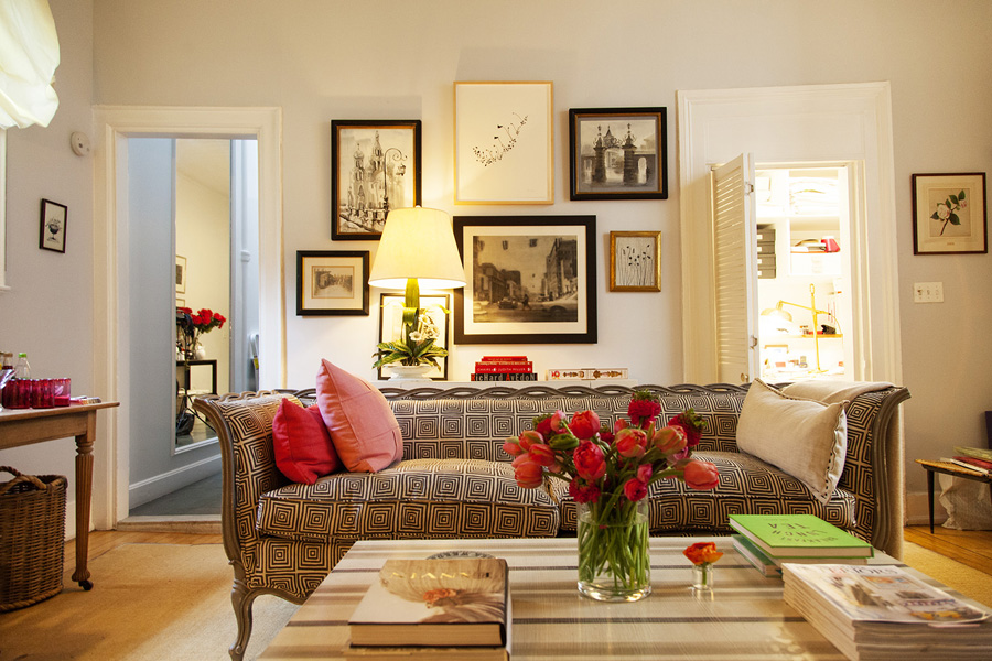 Sweet And Cozy Home Interior Design By Rita Konig