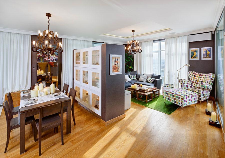 Small Open Plan Apartment Interior Design Ideas Novocom Top