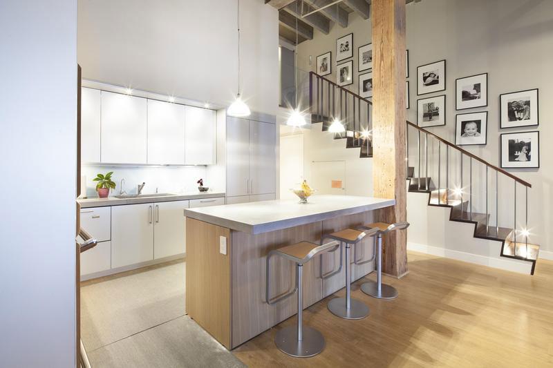 New York City Small Kitchen Design
