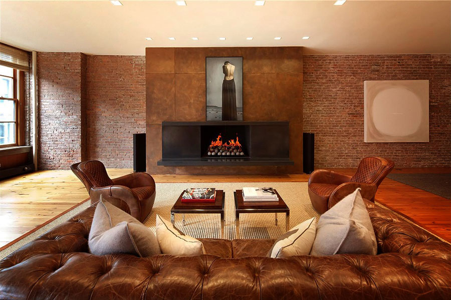 Chic And Wide Loft Style Apartment In SoHo Nolita New