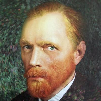 Винсент ван Гог сурет салу туралы