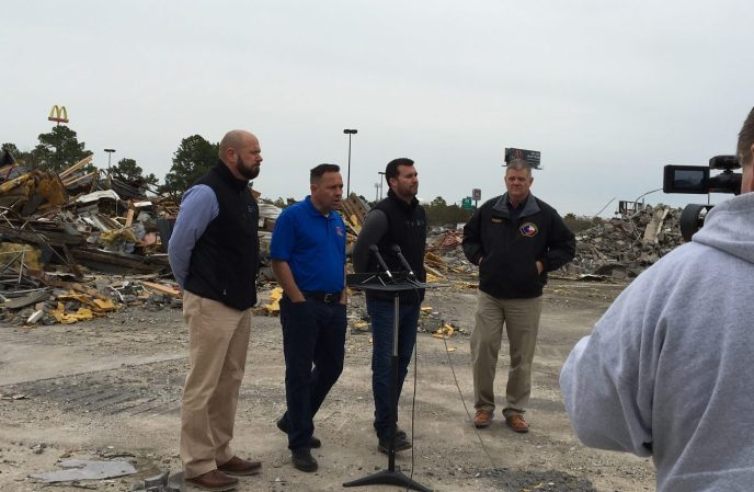 4B Disaster Response Network and Eight Days of Hope Announce a Major Disaster Recovery Effort in SE Houston