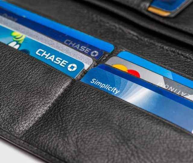 Credit Cards In Wallet Chase 5 24 Rule