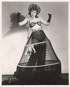 Diane Raye, American Burlesque Girl