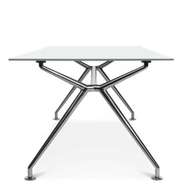 wagner w table 180x90 cm designer besprechungstisch