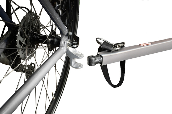 Trailer Hitch Bicycle Kit