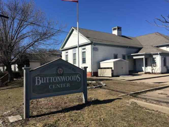 [CREDIT: Rob Borkowski] The Buttonwoods Community Center at 3027 West Shore Road.