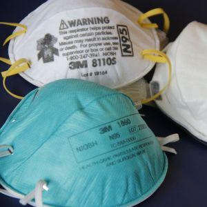 N95 Respirator Samples for Testing NIOSH precertification