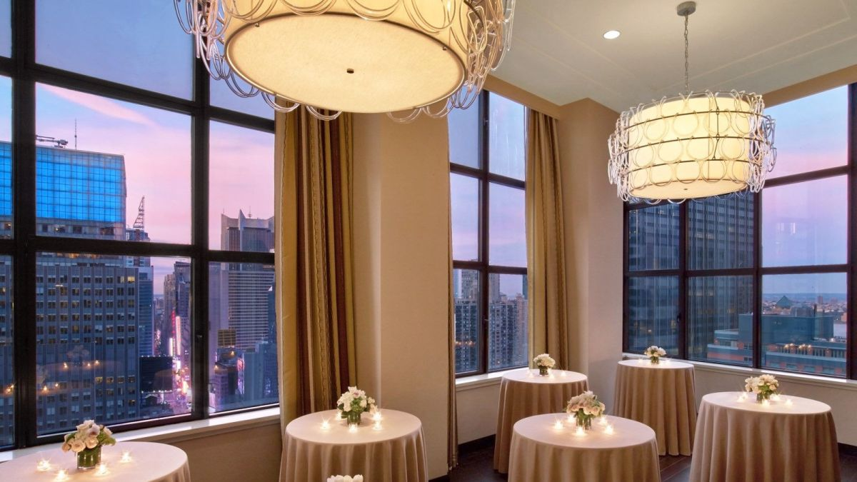 Conference rooms new york